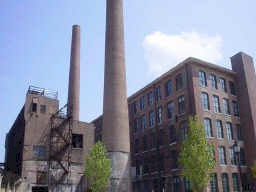 The Stacks at Fulton Cotton Mill